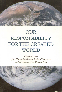 Our responsibility for the Created World